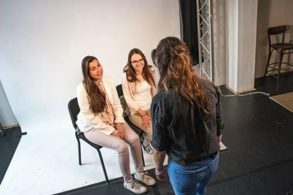 Tijdens het interview van Nieuws.nl