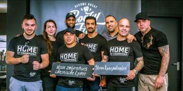 Team Rocky fit steunt Lymepatiënten